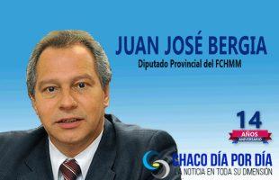Juan José Bergia.