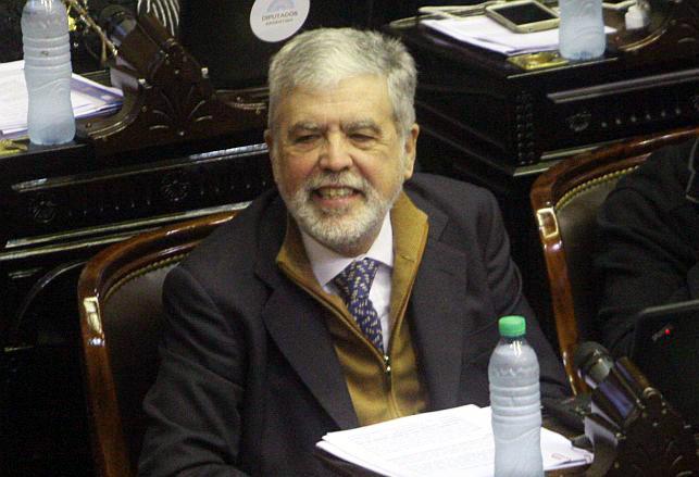 Expulsión de De Vido: dictámen en Comisión