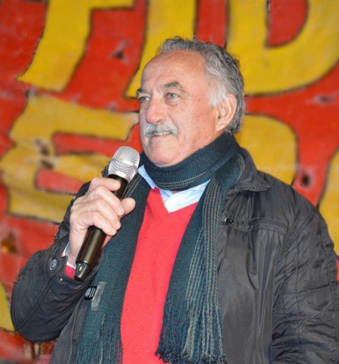 """Aurelio Díaz: """"rechazamos el pacto con el FMI y presenta programa de salida a la crisis"""""""
