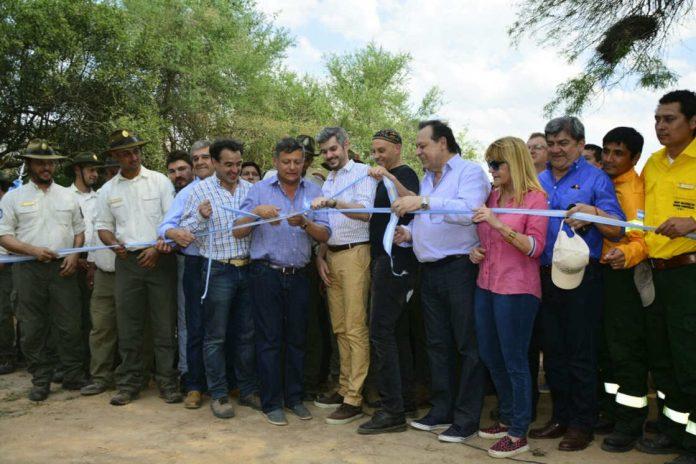 Inauguraron oficialmente el Parque Nacional El Impenetrable
