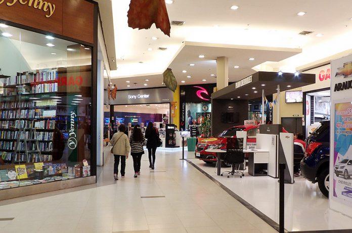 Cayeron las ventas en supermercados y shoppings — Efecto inflación