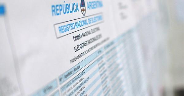 Quiénes pueden votar, qué se vota y qué se define el domingo