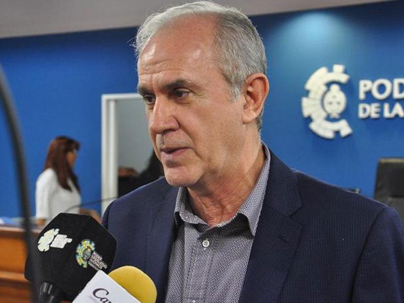 Nikisch: «Con Peche y Azula realizaremos el ordenamiento del Estado»