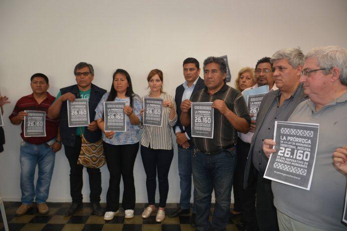 Pueblos originarios buscan que el Senado extienda la ley de territorios ancestrales