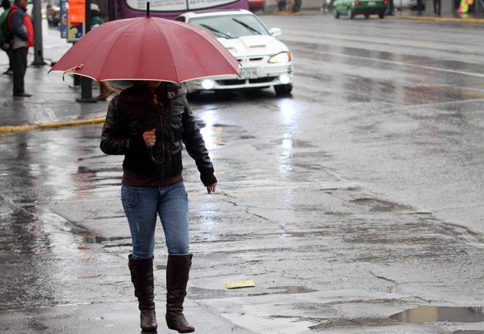 La lluvia podría ser la protagonista del fin de semana