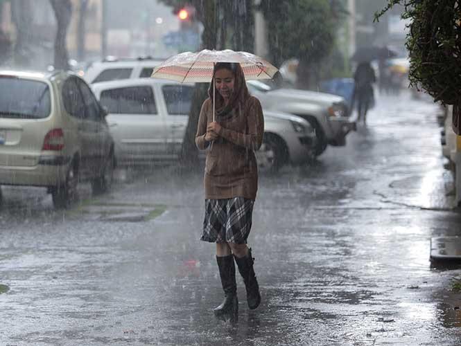Se renovó el alerta por abundantes precipitaciones
