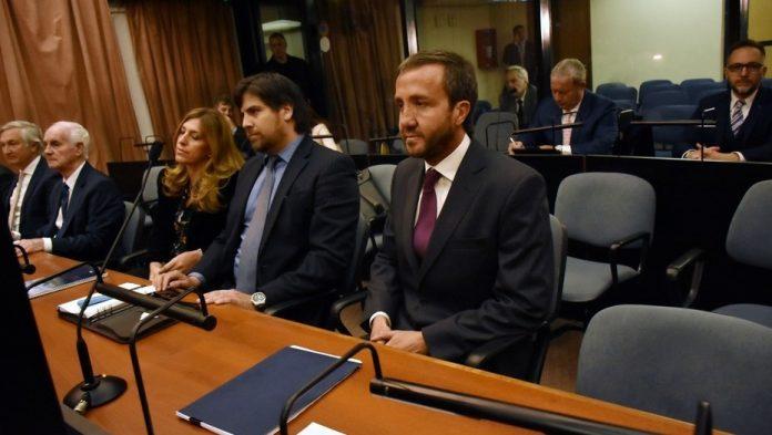 Caso Ciccone: Vandenbroele pidió declarar como arrepentido