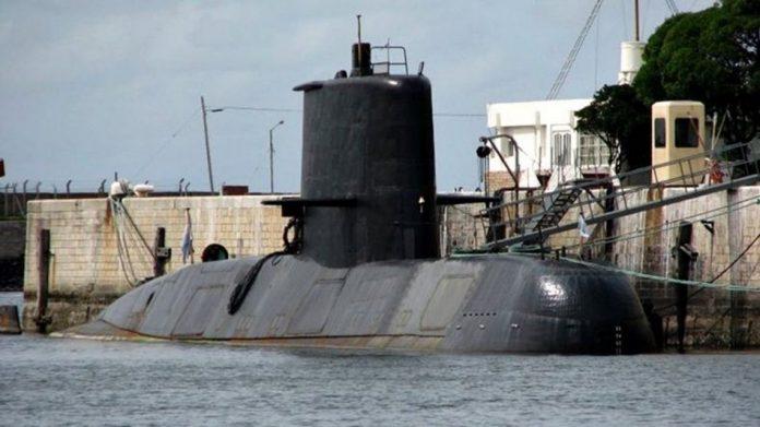 Extreman la búsqueda del submarino argentino