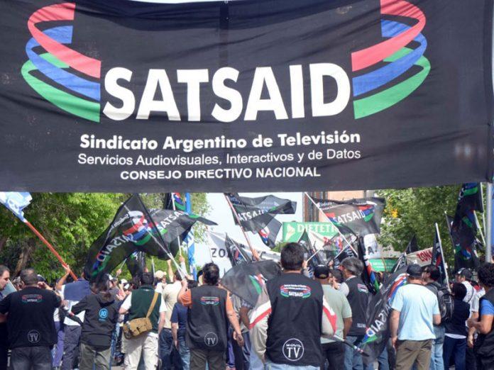 El Sindicato Argentino de Televisión, de paro por 24 horas