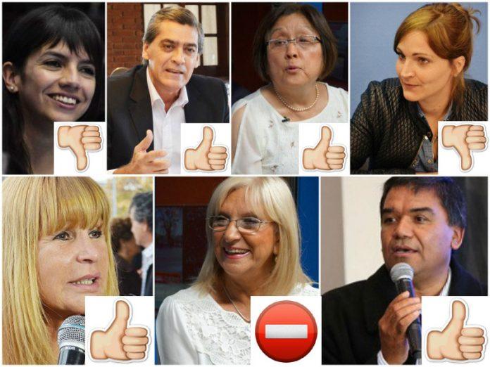 Qué diputados votaron a favor y en contra del proyecto — Reforma previsional