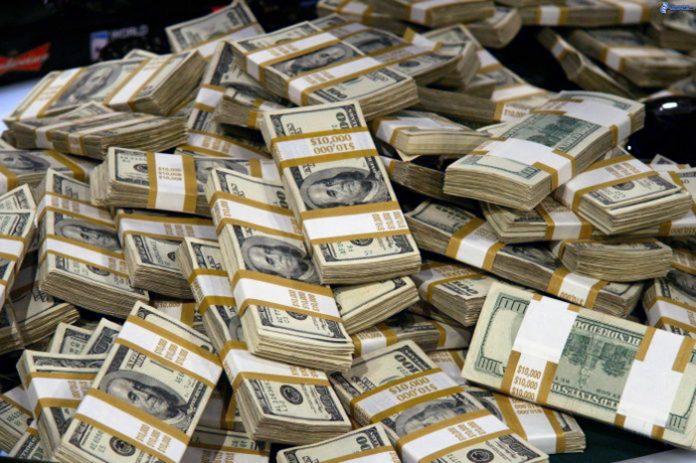 El dólar sube nueve centavos a $ 19,15
