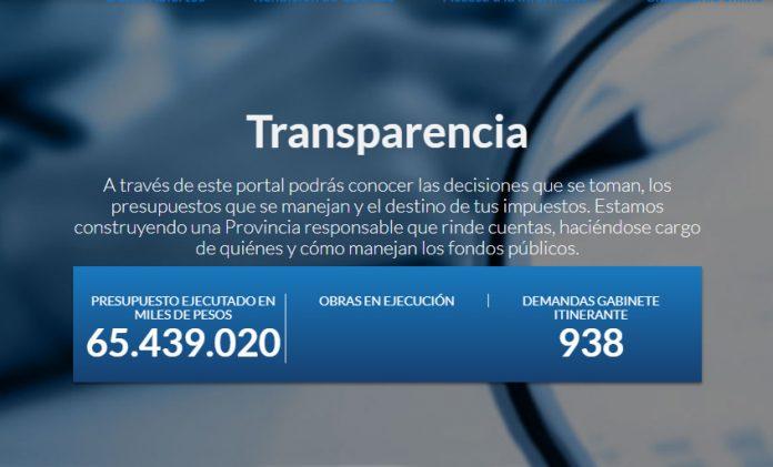 Corrientes, entre las diez primeras con mayor transparencia presupuestaria