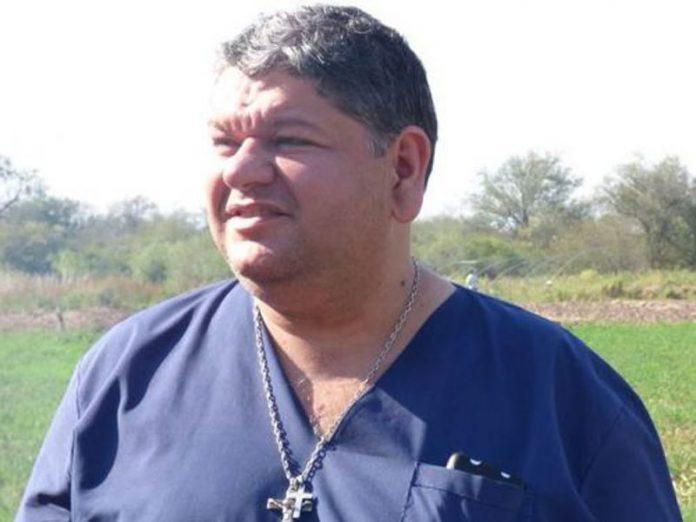 El intendente Casalboni detenido por abuso sexual — Quitilipi