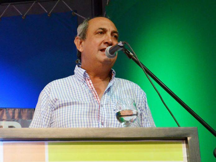 Omar Judis renunció como rector de la Uncaus y está a un paso de ser detenido