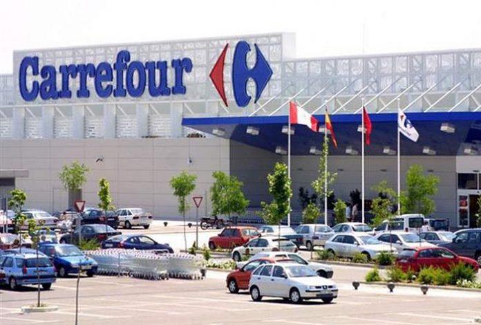 Carrefour presentó un pedido de procedimiento preventivo de crisis