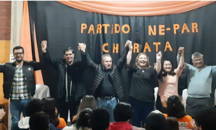 El NePAR presentó su propuesta electoral y plataforma de Gobierno en Charata