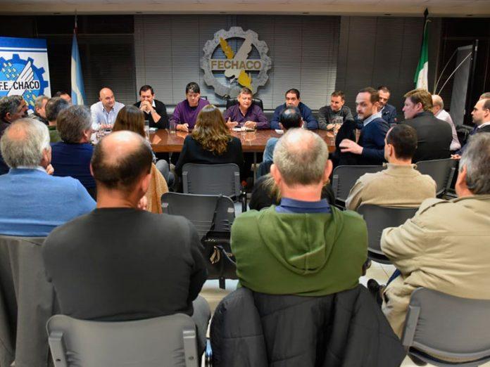 Peppo prorrogará la emergencia hídrica para la recuperación del sector privado