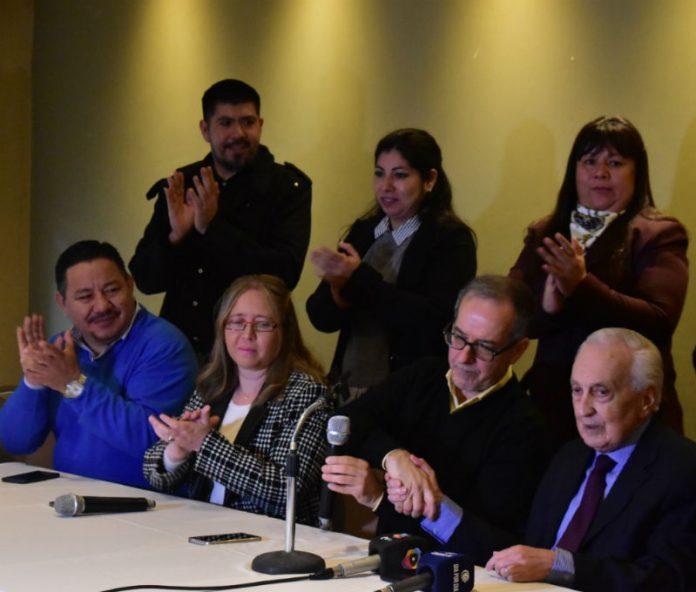 Miguel Saredi será candidato a vicegobernador de Consenso Federal