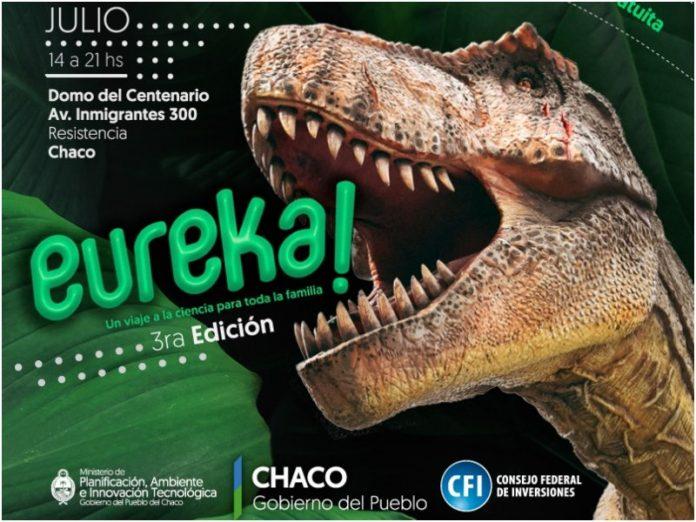 Comienza «Eureka!, un viaje a la cienca para toda la familia»