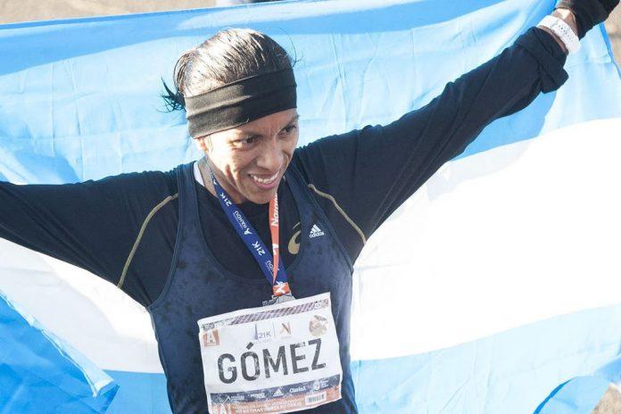 Atletas africanos con récord en la media maratón de Buenos Aires