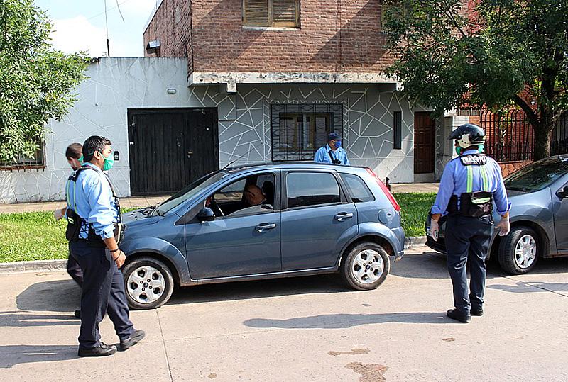 Cuarentena: continúan vigentes los permisos para circular expedidos por la Policía del Chaco | CHACO DÍA POR DÍA