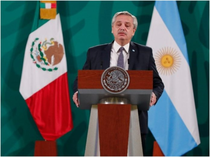 Presidente de Argentina sobre caso 'vacunas VIP':
