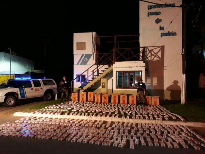 Secuestro millonario de cigarrillos en Chaco y Corrientes | CHACO ...