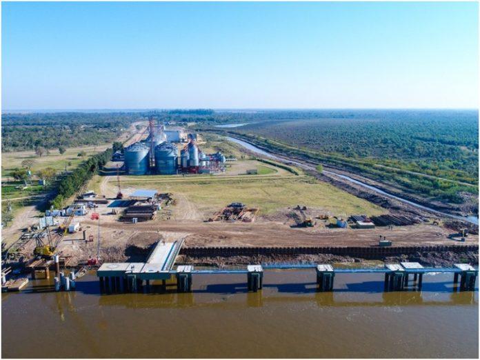 Resultado de imagen para Chaco: Importantes obras para Puerto Las Palmas