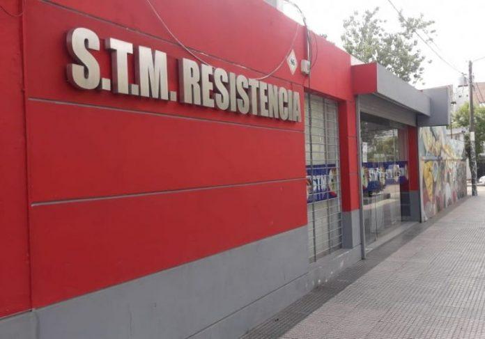 El STM suspende el paro que llevaba adelante en la Municipalidad de Resistencia