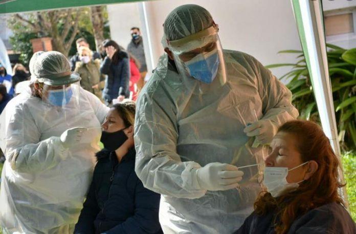 Salud informó 4 nuevos casos y no hubo fallecidos por coronavirus en el Chaco en las últimas 24 horas
