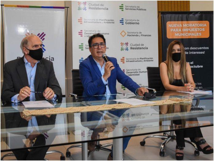 Resistencia puso en marcha una nueva moratoria para tributos adeudados de 2020-2021 y multas